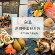 漁聞樂海鮮料理|平價美味的日式料理推薦(附菜單)