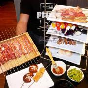 台北西門串燒,羊肉不腥肉嫩好咬,還有當歸羊肉湯喝到飽,宵夜就來這邊聚餐吧-羊騷殿