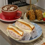 【 喬咖啡 CHOE coffee|三重咖啡廳】手沖咖啡 鹹食甜食都有 價格平價 不限時、不收服務費 寵物友善咖啡廳 療癒拉花