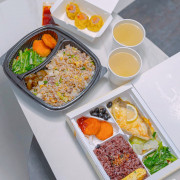 防疫限定-台南大飯店親民外帶餐盒,還能單點燒賣組合   【台南 中西區】台南大飯店