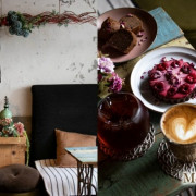 台中中區|cafe Modism Café 摩德年代 臺中店-歐式復古風格咖啡館有著寧靜而唯美甜點,(店長)搞喂 Zzz 請勿打擾