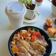 (胖樺食記)中永和推薦老宅貓咪咖啡廳「Mr. Chu啾咖啡食堂」/有溫度的環境跟簡餐/鹽麴雞腿排/剝皮辣椒手工水餃蛋糕/頂溪站美食