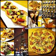 [食記] 信義區 捷運101站 ★CPK 加州創意廚房(信義威秀店)☆ 威秀影城二樓的創意pizza店