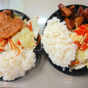 吃。台南|北區| 超過40年老店,李安導演口袋名單,整體餐點口感中規中矩,餐點定價稍微偏貴一些「老友小吃店」。