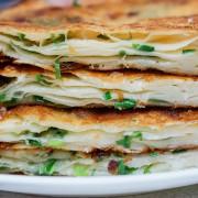 跳躍的宅男 - [花蓮美食]孔記小館重新營業 4月份菜單及營業模式都改變 最開心是蔥油餅開賣!