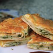 【宜蘭美食】頭城阿ㄋ蔥油餅,20冬的好滋味(從小吃到大的好吃蔥油餅!!~