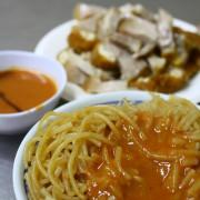 [宜蘭市美食]北門米粉炒~古早味的平民小吃
