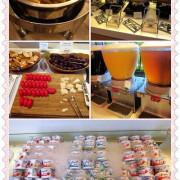 20140608@礁溪老爺大飯店 早餐Buffet蔥作伴