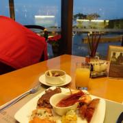 【食記】宜蘭礁溪老爺酒店。雲天自助餐廳~晚餐與早餐心得
