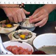 布袋美食 蚵蛋包
