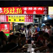 [宜蘭羅東]阿灶伯當歸羊肉湯臭豆腐|當歸羊肉湯、沙茶羊肉飯、臭豆腐|(每周三公休)
