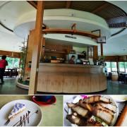 【宜蘭大同】360度水力旋轉餐廳 英仕山莊 全國唯一水力發動旋轉餐廳 風景零死角 宜蘭大同鄉美食 文附菜單