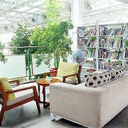 【宜蘭/員山】在玻璃屋裡,享受悠閒的下午茶♪♪香草菲菲♪♪