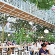 【宜蘭員山 | 餐廳】美麗溫室花園裡的自助美饌❀香草菲菲