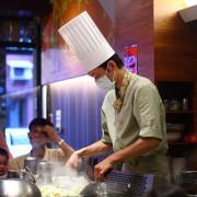 [宜蘭市美食]當代鐵板燒~~便宜又好吃才是王道