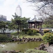 [城市小旅行]台北逸仙公園~隱身鬧區的世外桃源