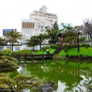 【台北-中正區】城市中的一抹綠意與幽靜,逸仙公園