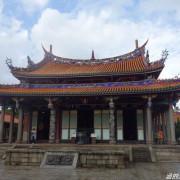 [遊記] 台北 - 文人采風 - 時空漫步,拜訪讀冊人的老祖宗 ~ 漫步圓山、大龍峒小旅行