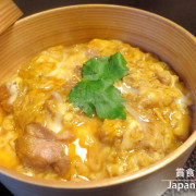 【秋田美食】名物.高雅又有氣質的美味銷魂比內雞親子丼|秋田比內や 大館本店|