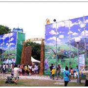 2010台北「哇!好大的恐龍」現身青年公園