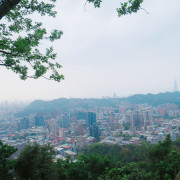 【台北親山步道】景美仙跡岩步道,難度不高~還可賞台北市遼闊景色!