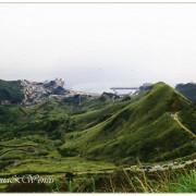 [新北瑞芳]俯瞰海景山景。登山吸收芬多精~無耳茶壺山登山步道