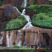 新北瑞芳/水湳洞/金瓜石/ 天氣變化無窮的黃金瀑布與無耳茶壺山