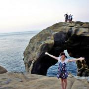 [瑞芳景點] 深澳岬象鼻岩 夏天最夯的拍照景點