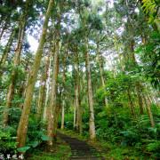 【桃園-復興區】東眼山國家森林遊樂區