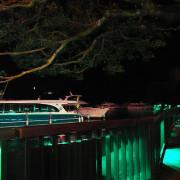【南投】燈火輝煌賞煙火秀❤日月潭水社碼頭+伊達邵碼頭