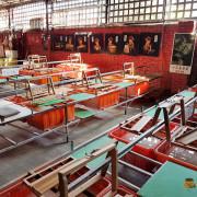 【南投旅遊】埔里-可以吃的蔡倫紙《廣興紙寮》萬年不敗校外教學觀光工廠