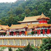 【宜蘭/冬山鄉】中國古典精粹、堂構鼎壯、莊嚴無比的巍峨建築♪♪道教總廟三清宮♪♪