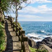《宜蘭頭城》北關海潮公園 蘭陽八景之一、天然礁岩秘境景點