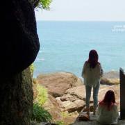 宜蘭|頭城慢旅 × 北關海潮公園,看海的意念,由海天一線留下深刻足跡