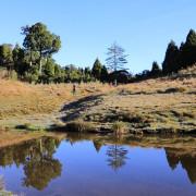 登山露營。宜蘭加羅湖 兩天兩夜登山體驗,我人生第一座中級山秘境 x 奧丁丁在地體驗