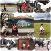 【台東鹿野親子景點】鹿野高台滑草 + 初鹿牧場