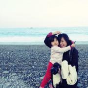 【花蓮】七星潭,慢,節奏,花蓮最美的海岸線!