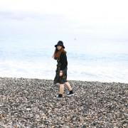 花蓮兩日的玩耍昏睡之旅/04 七星潭海邊微紀錄