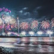 2018國慶煙火|光輝國慶,閃耀花蓮『 雙十煙火 』 · 算命的說我很愛吃