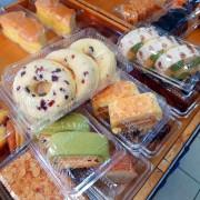 《高雄美食》甜子烘焙坊❤高雄超值伴手禮!熱銷款~雪菓子&拿破崙千層派。