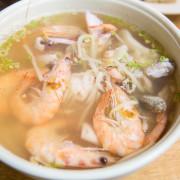 |食|高雄新興 香味海產粥 人潮不絕的鮮味海產粥