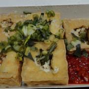 """(美食~高雄)""""香味""""海產粥.脆皮臭豆腐~用料彭派好好味"""