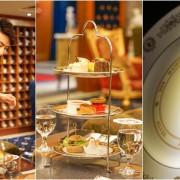 [ 台北中山區 ] 這間隱身在大樓裏的貴婦下午茶 巴洛克風格華麗奢華 上千件名瓷杯盤餐具 還有專人導覽 南京復興下午茶推薦-玫瑰夫人西洋茶俱樂部 @跳躍的宅男