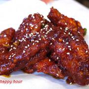 【阿里郎村落】千頌伊的最愛。韓式炸雞配啤酒最對味