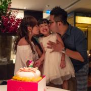 [台北中山] 女兒五歲生日 @ 國賓飯店粵菜廳