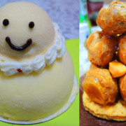 呷飽祙【台中南屯・格蕾朵甜點莊園】感受百分百甜蜜幸福滋味