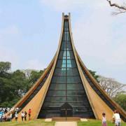 [ 台中⊙龍井]東海大學半日遊尋訪教堂之美與乳品小棧