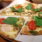 【西湖】Vasa Pizzeria瓦薩比薩(內科店)。終於如願吃到你