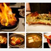 【台北 大同區/捷運台北車站】雲軒西餐廳 君品酒店-吃氣氛也是吃飽足的