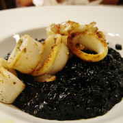 [信義] 松菸 黑米 Cafe-Bristo,超人氣墨魚燉飯太銷魂啦